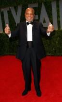 Barry Gordon // 2009 Vanity Fair Oscar Party (Red Carpet)