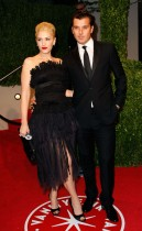 Gwen Stefani & Gavin Rossdale // 2009 Vanity Fair Oscar Party (Red Carpet)