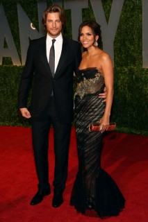 Gabriel Aubry & Halle Berry // 2009 Vanity Fair Oscar Party (Red Carpet)