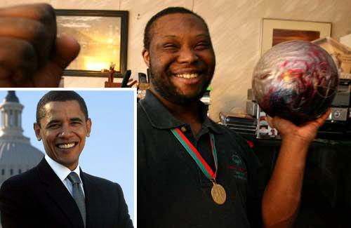 Barack Obama // Daniel Fletcher