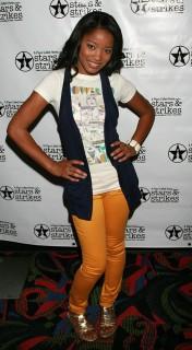 Keke Palmer // Stars & Strikes Celebrity Bowling Tournament