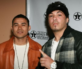 Frankie J & Baby Bash // Stars & Strikes Celebrity Bowling Tournament
