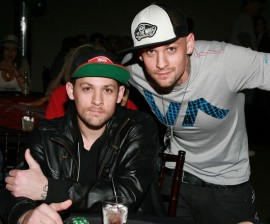 Joel & Benji Madden // Stars & Strikes Celebrity Bowling Tournament