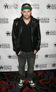 Joel Madden // Stars & Strikes Celebrity Bowling Tournament