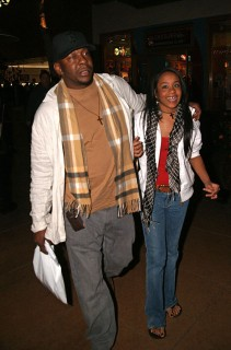 Bobby & Bobby Kristina Brown shopping in Los Angeles (Mar. 21st 2009)
