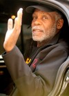 Danny Glover leaving medical center in Los Angeles (Mar. 25th 2009)