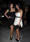 Kim & Kourtney Kardashian in Los Angeles (Mar. 24th 2009)