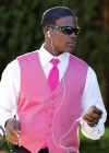 """Tristan Wilds on Location for """"90210"""" in West Hollywood (Mar. 24th)"""