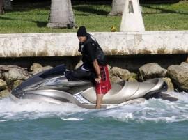Chris Brown in Miami (Mar. 1st 2009)