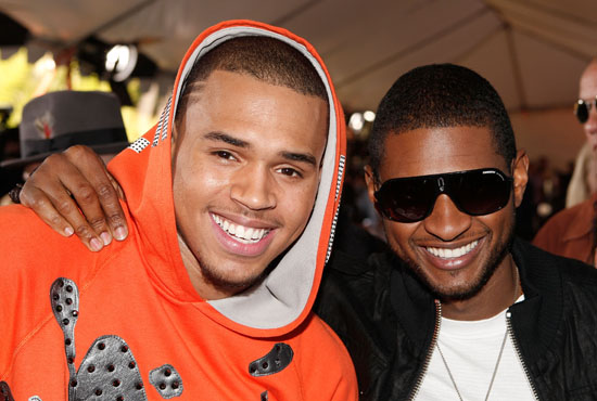 Chris Brown & Usher