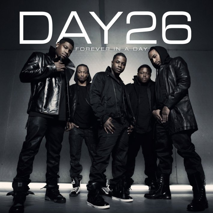 "Day 26 - ""Forever in a Day"" album cover"