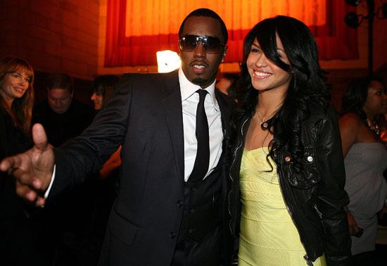 Diddy & Cassie