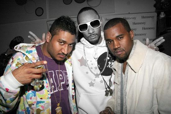 Don C & Kanye West