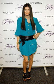 Fergie // Nordstrom Autograph Signing at The Grove