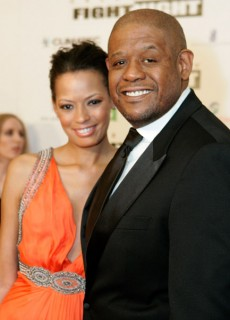 Keisha & Forest Whitaker // 15th Annual Celebrity Fight Night