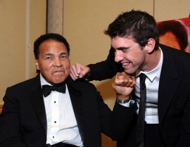 Muhammad Ali & Michael Phelps // 15th Annual Celebrity Fight Night