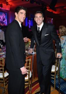 Michael Phels & Kurt Warner // 15th Annual Celebrity Fight Night