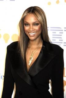 Tyra Banks // 20th Annual GLAAD Awards