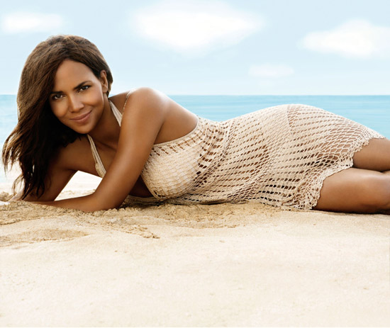 """Promo shot for """"Halle by Halle Berry"""""""