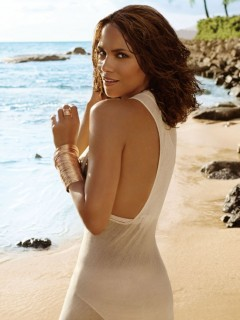 """Promo shot for \""""Halle by Halle Berry\"""""""