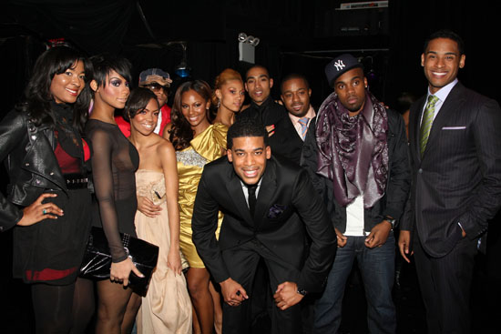 """Cast of """"Harlem Heights"""" // Harlem Heights Premiere in NYC"""