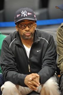 Spike Lee // Hawks/Cavaliers game in Atlanta (Mar. 1st 2009)