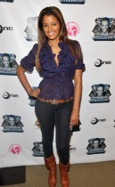 Claudia Jordan // TV One\'s Roast and Toast for John Witherspoon