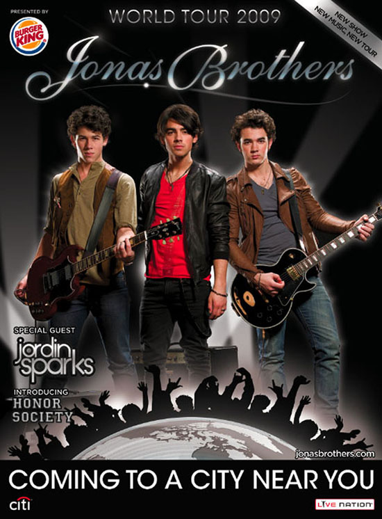 Jonas Brothers World Tour