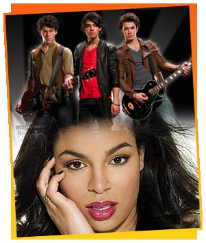 Jonas Brothers & Jordin Sparks Tour