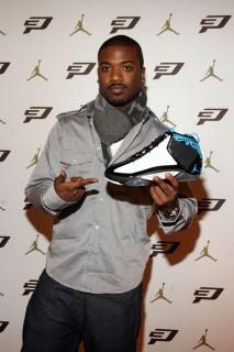 Ray J // Jordan Brand CP3.II Shoe Launch