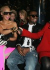 Amber Rose, Kanye West & Pink // Stella McCartney Ready-to-Wear Fashion Show (Paris Fashion Week 2009)