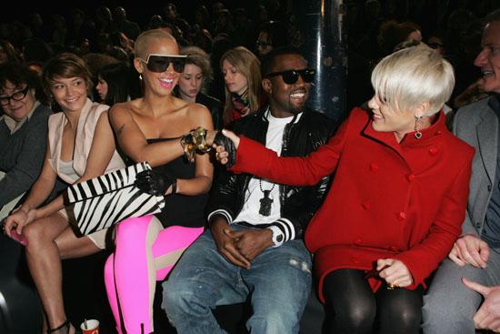 amber rose kanye. Amber Rose Kanye West Pink