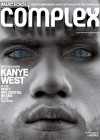 Kanye West covers April/May 2009 Complex Magazine
