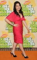 America Ferrera // 2009 Kids Choice Awards Red Carpet
