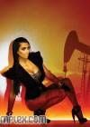 Kim Kardashian // April/May 2009 Complex