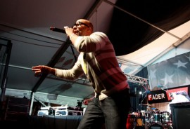 Common // The last Levi\'s Fader Fort at SXSW 2009