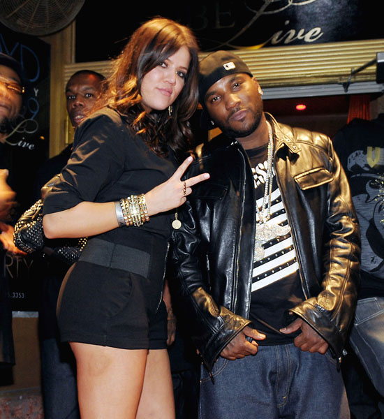 Khloe Kardashian & Young Jeezy // Live Your Life Concert Afterparty at Club Sobe in Miami
