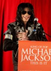 Michael Jackson's big concert announcement in London (Mar. 5th 2009)