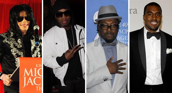 Michael Jackson // Ne-Yo // Will.i.am // Kanye West