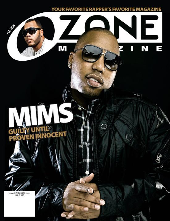 MIMS // April 2008 O'Zone