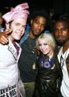 Perez Hilton, KiD CuDi, Victoria Hesketh & Kanye West // Perez Hilton's One Night in Austin Music & Media Conference for 2009 SXSW Festival
