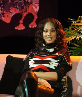 Alicia Keys // National Black Theatre\'s Communication Arts Program Symposium