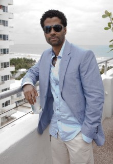Eric Benet // Day 3 of the 2009 Winter Music Conference