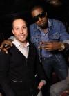 DJ Reflex & Kanye West // DJ Reflex's birthday party in Los Angeles