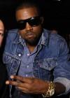Kanye West // DJ Reflex's birthday party in Los Angeles