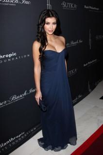Kim Kardashian // Rush Philanthropic Arts Foundation Art For Life