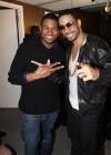 Usher & Ryan Leslie // Ryan Leslie Performance at S.O.B.'s in NY