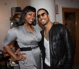 Jazmine Sullivan & Ryan Leslie // Ryan Leslie Performance at S.O.B.\'s in NY