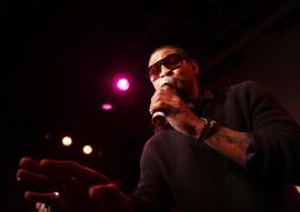 Usher // Ryan Leslie Performance at S.O.B.\'s in NY