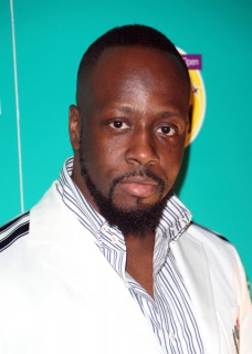 Wyclef Jean // Sony Ericsson Open Player Party